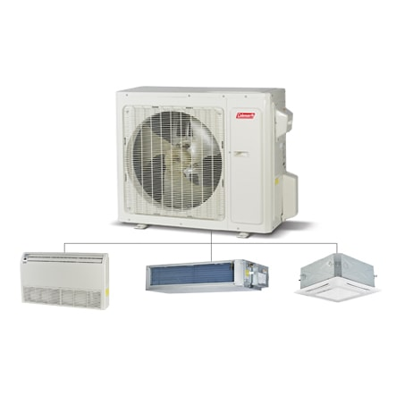 Coleman Ductless Single Zone (R Series).